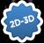 2D-3D