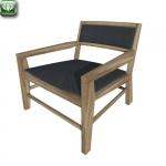 Aruba chair by Varaschin