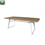 Clipper table by Poliform