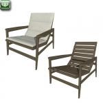 Ipanema chair by Poliform