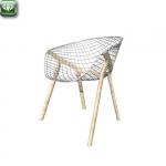 Kobi chair by Alias
