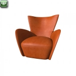 Mandrague armchair by Molteni