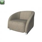 Liz armchair by Natuzzi