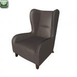 Marlene armchair by Natuzzi