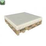 Pallet with mattress
