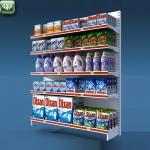 Detergents shelf