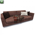 Sofa by Frigerio