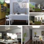 Living Room by Marisa Noto