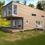 Container House by Luigidio