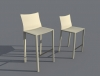 Cassina Cab chairs