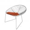 Arper Leaf chair