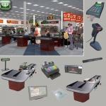 Supermarket's items