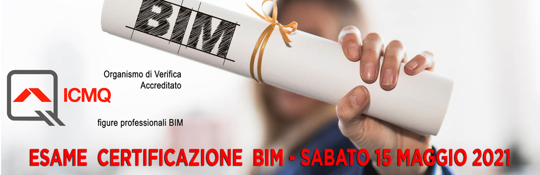 Esame Certificazione BIM