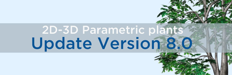 Aggiornamento Piante parametriche
